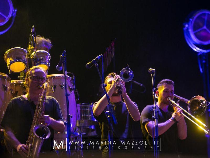 12 luglio 2017 - Arena del Mare - Genova - Alessandro Mannarino in concerto