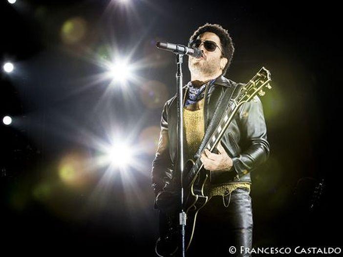 Lenny Kravitz e Gary Clark Jr. in concerto al Lucca Summer Festival - LIVE REPORT
