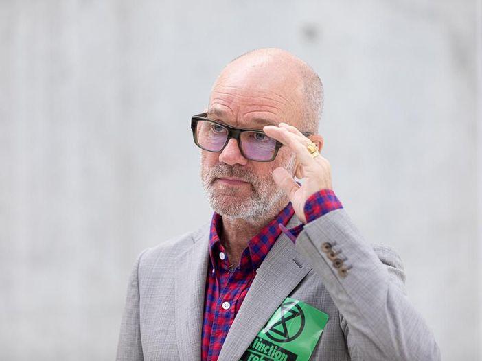 Michael Stipe: una nuova canzone in un'installazione artistica a New York