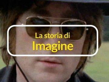 John Lennon & Yoko Ono - John Lennon e la storia di Imagine