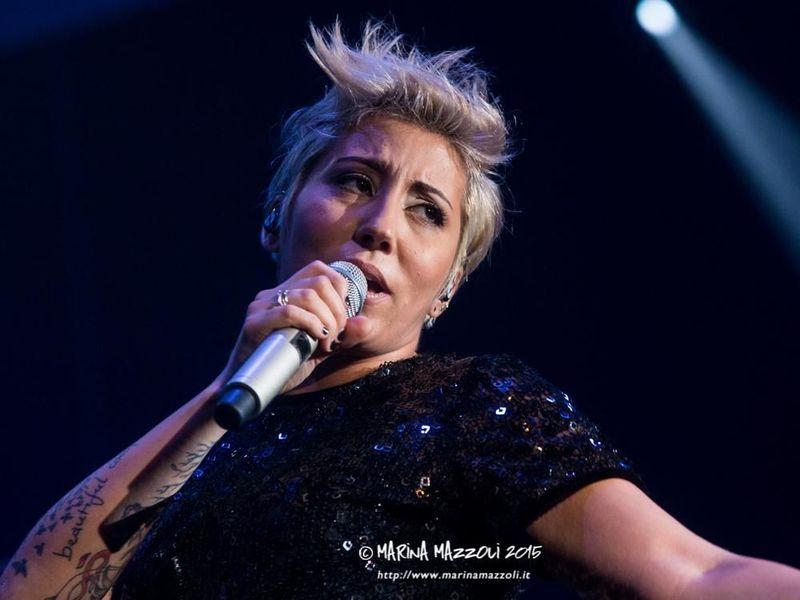 20 ottobre 2015 - Teatro Politeama - Genova - Malika Ayane in concerto