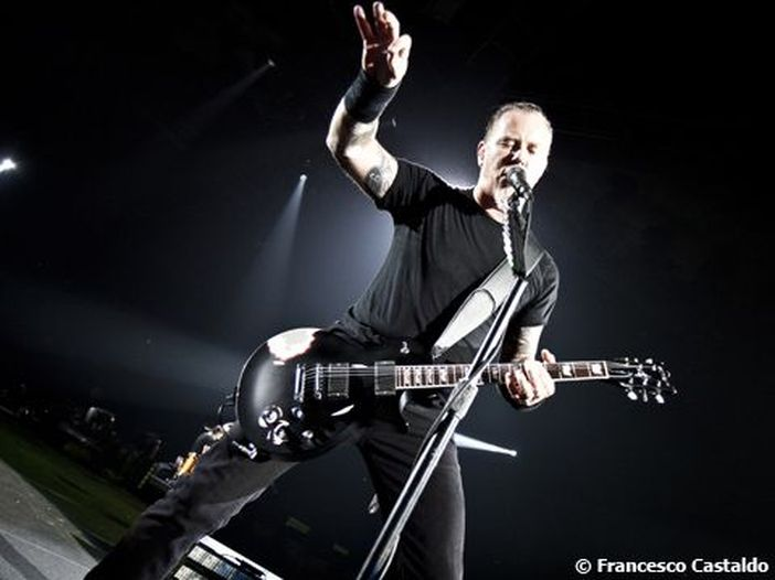 James Hetfield (Metallica): 'Entreremo in studio in primavera'