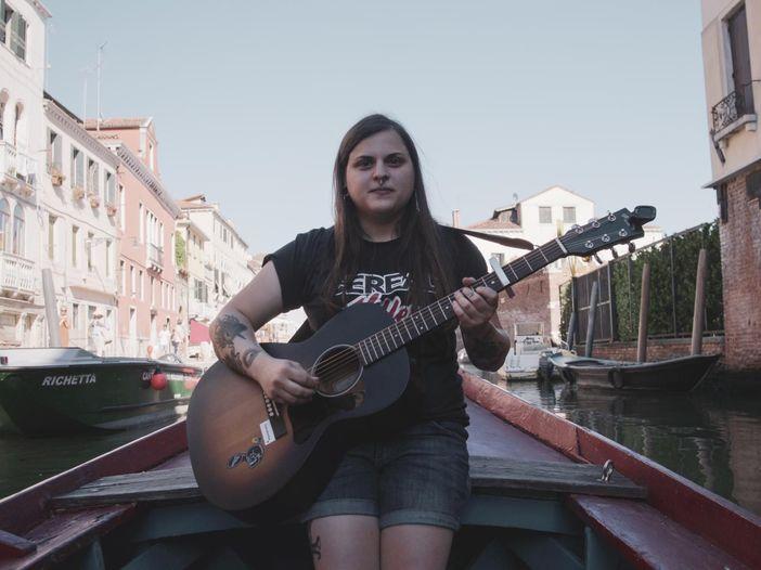 Indiemood sessions, Avocadoz nei canali di Venezia