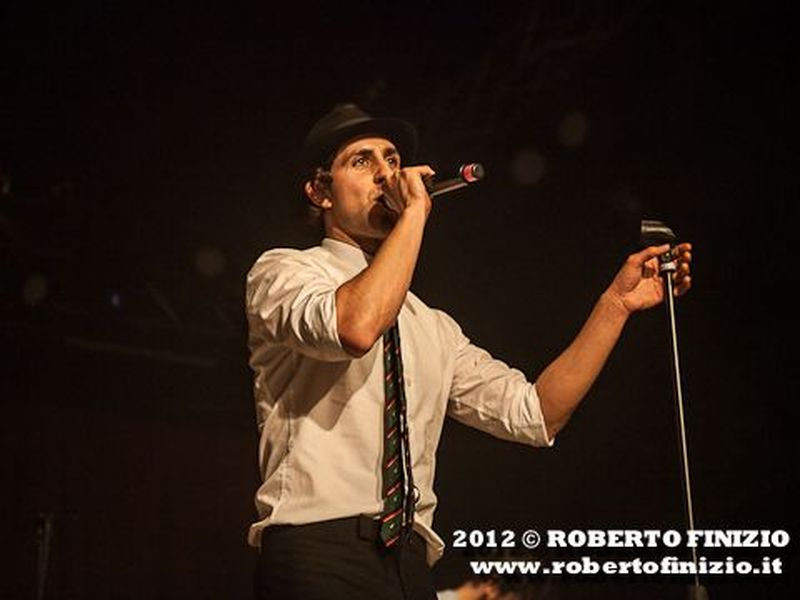 15 ottobre 2012 - Magazzini Generali - Milano - Maximo Park in concerto