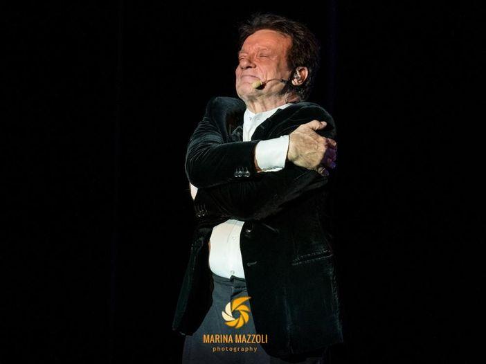 Massimo Ranieri al festival di Sanremo presenterà una canzone inedita