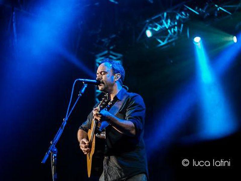 21 ottobre 2015 - Kioene Arena - Padova - Dave Matthews Band in concerto