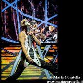 9 novembre 2015 - PalaLottomatica - Roma - Scorpions in concerto