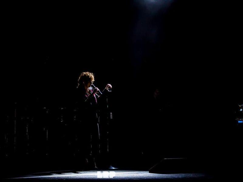 15 maggio 2019 - Teatro EuropAuditorium - Bologna - Fiorella Mannoia in concerto