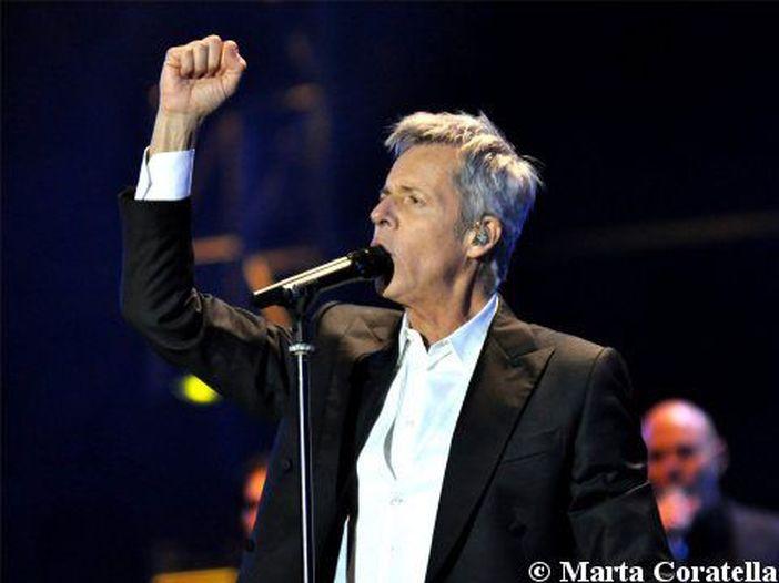 """Claudio Baglioni: """"Al festival di Sanremo canterò"""""""