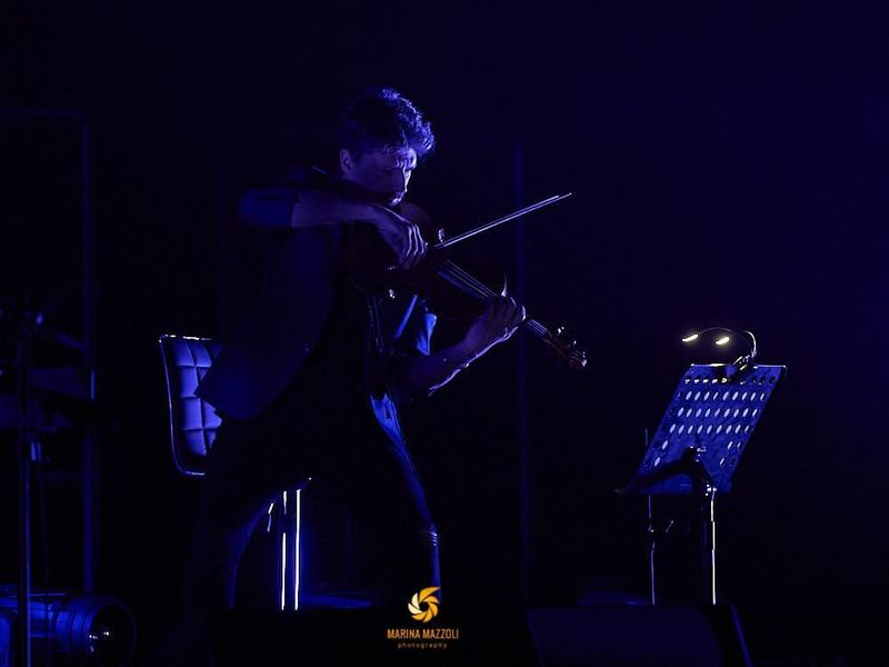 23 marzo 2019 - Teatro Carlo Felice - Genova - Ermal Meta in concerto