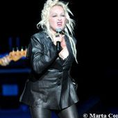 11 Luglio 2011 - Auditorium Parco della Musica - Roma - Cindy Lauper in concerto