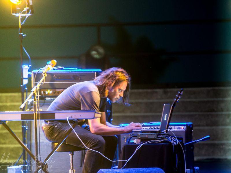 10 luglio 2017 - Anfiteatro del Vittoriale - Gardone Riviera (Bs) - Mark Lanegan in concerto