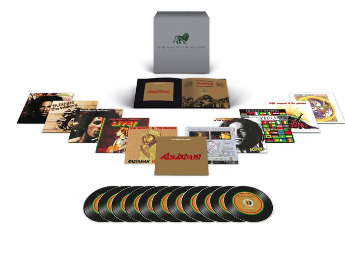 "Regali di Natale 2020: Bob Marley, ""The Complete Island Recordings"""