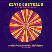 Elvis Costello - THE RETURN OF THE SPECTACULAR SPINNING SONGBOOK!!!