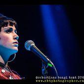 8 aprile 2016 - The Cage Theatre - Livorno - Chiara Dello Iacovo in concerto