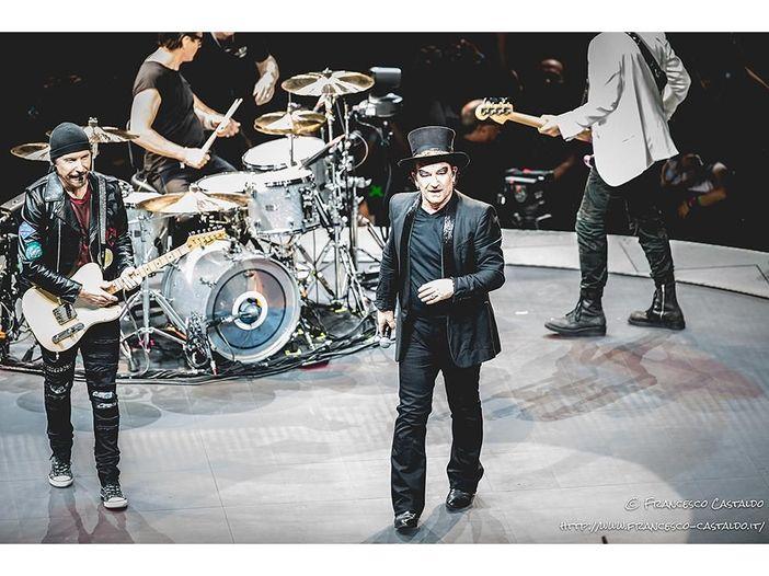 U2, il terzo concerto al Forum di Assago - SCALETTA