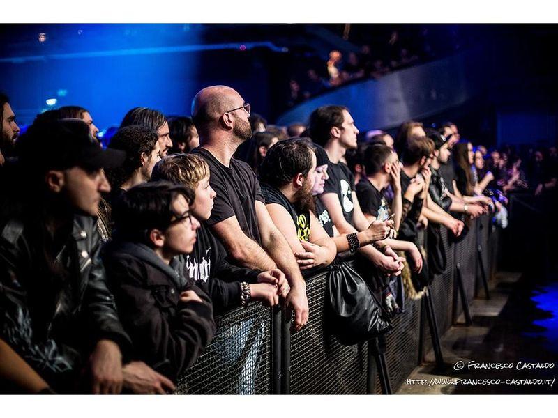 11 febbraio 2016 - Live Club - Trezzo sull'Adda (Mi) - Abbath in concerto