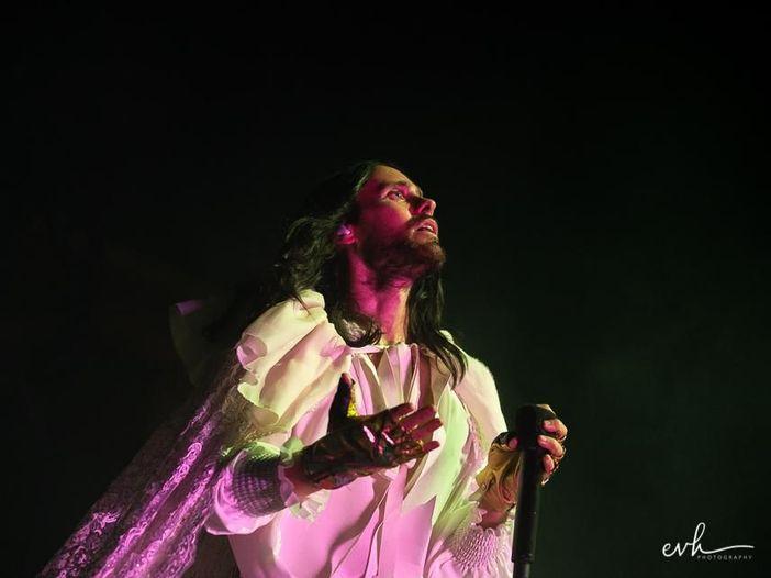 Thirty Seconds to Mars: la scaletta e le foto del concerto a Rock in Roma