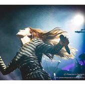 18 gennaio 2017 - Live Club - Trezzo sull'Adda (Mi) - Epica in concerto
