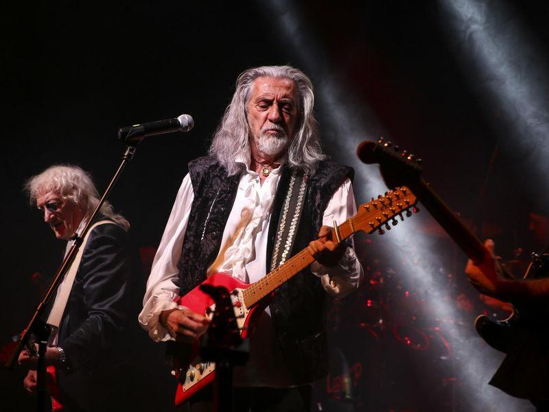 Shapiro Vandelli, live @ Teatro Verdi, Firenze, 10 dicembre 2018