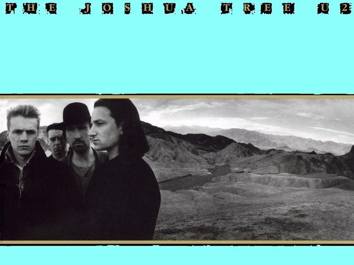"""U2, """"The Joshua Tree"""": """"With or without you"""""""