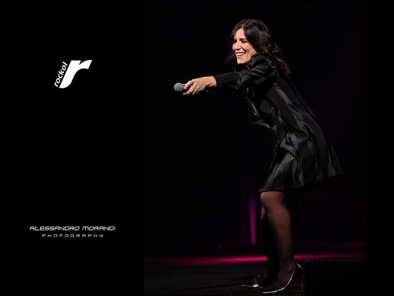 9 dicembre 2019 - Teatro Verdi - Firenze - Paola Turci in concerto