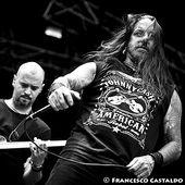 24 giugno 2012 - Gods of Metal 2012 - Arena Concerti Fiera - Rho (Mi) - Devil Driver in concerto