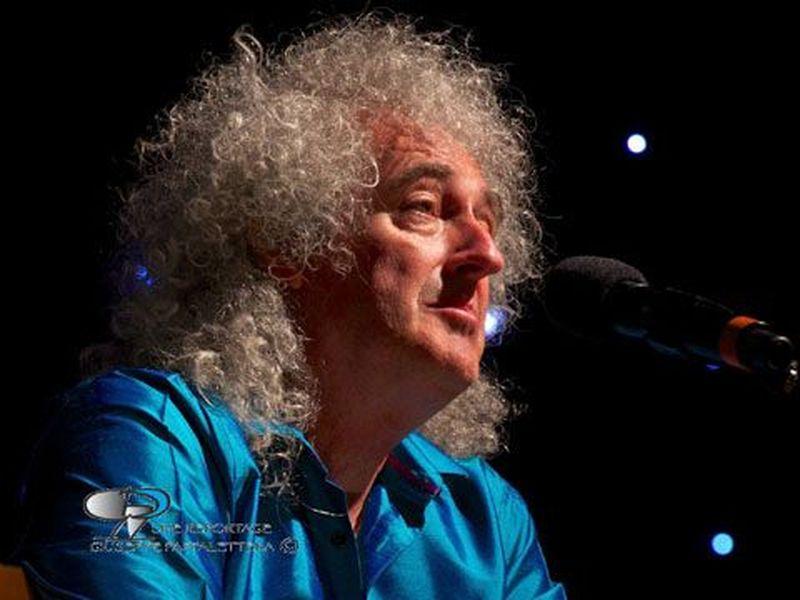 16 luglio 2013 - Diga Nazario Sauro - Grado (Go) - Brian May in concerto