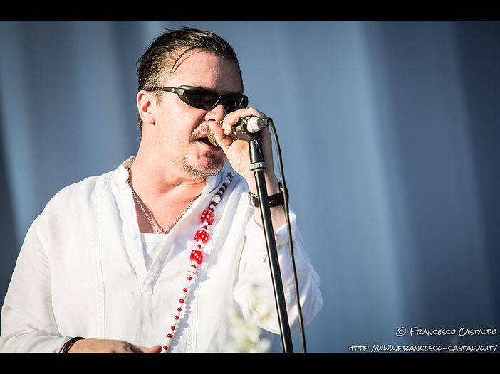 Faith No More, in Belgio omaggiano i Foo Fighters (come Florence and the Machine a Glastonbury) - VIDEO