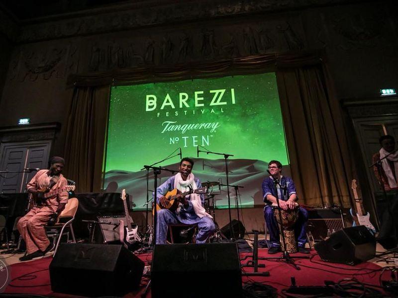 24 settembre 2015 - Ridotto del Teatro Regio - Parma - Bombino in concerto