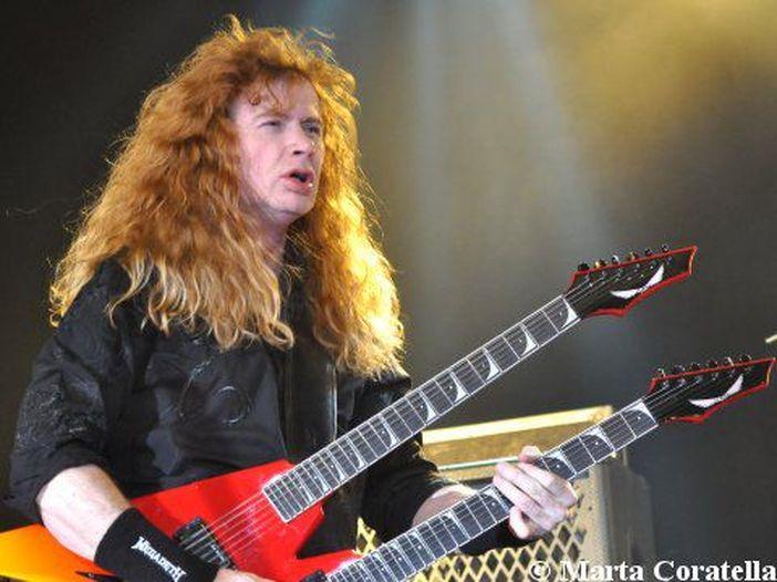 Megadeth, Nick Menza lancia l'amo: potrebbe essere lui il nuovo batterista