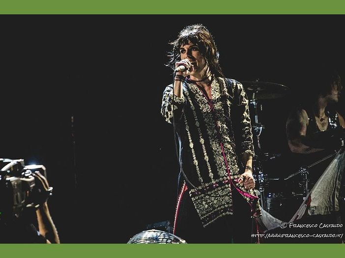 Rolling Stones, continua a rotolare il tour USA: ieri ospite Dave Grohl