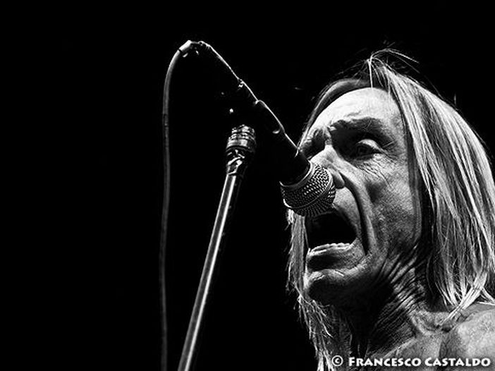 """Serie TV """"Once upon', Iggy Pop sostituisce Roger Daltrey"""
