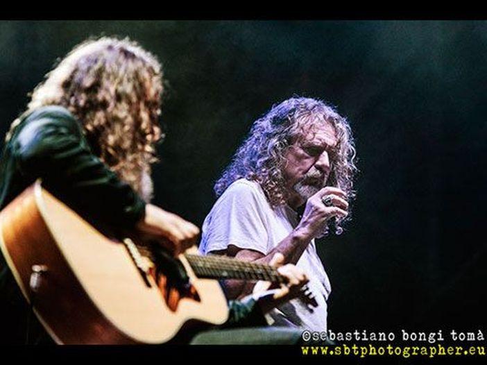 Robert Plant, Buddy Miller assicura: 'Quasi pronto il nuovo album'