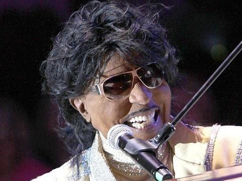 """Little Richard, il papà del rock'n'roll, sta morendo? Per nulla: """"Canto e sto bene!"""""""