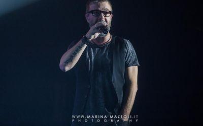9 novembre 2015 - Teatro Politeama - Genova - Marco Masini in concerto