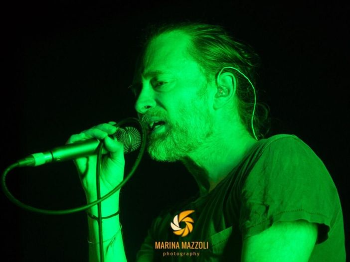 Thom Yorke torna in Italia, con concerti a luglio