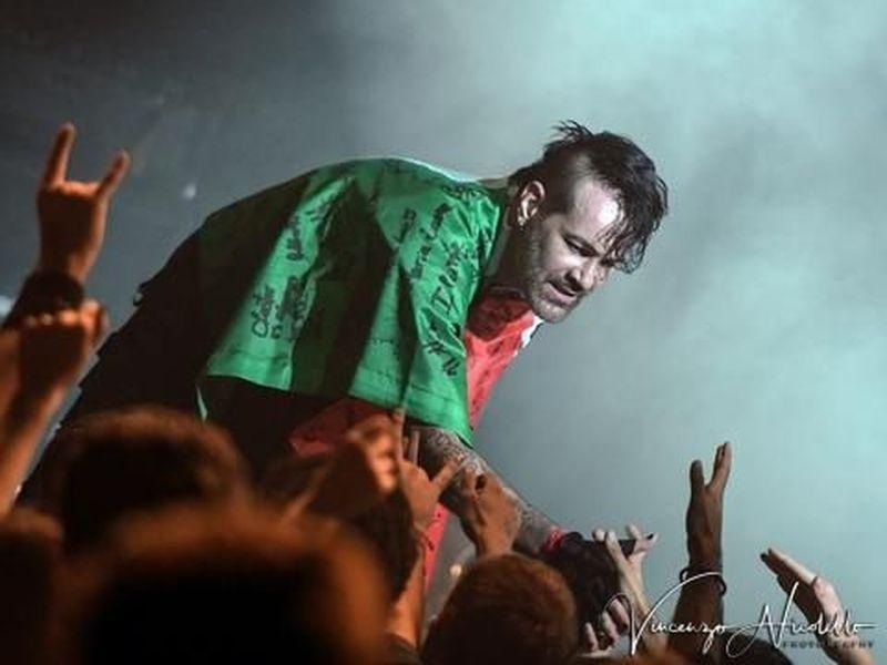 22 settembre 2018 - One More Light - Alcatraz - Milano - Julien K in concerto
