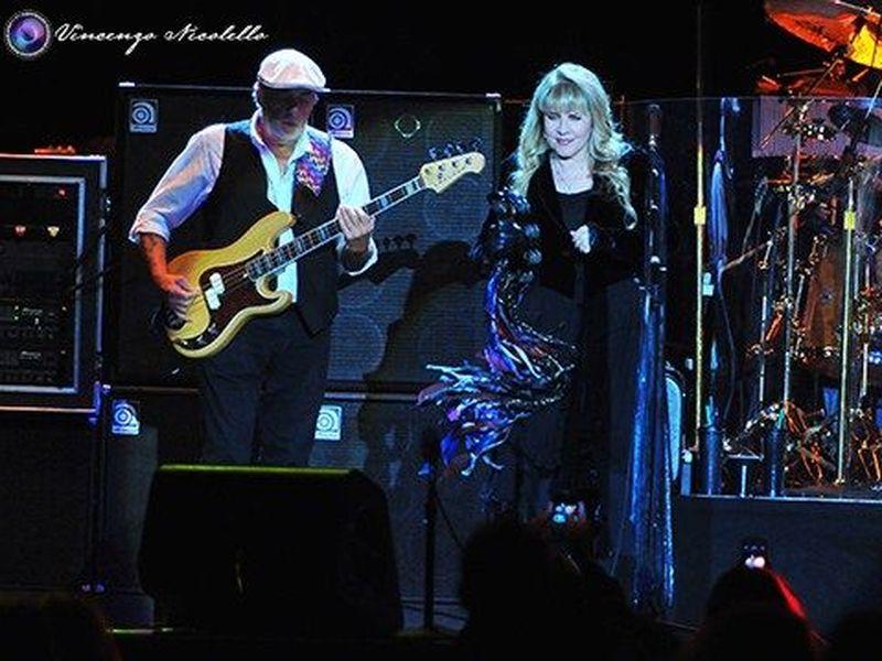 11 ottobre 2013 - Palais Omnisport Bercy - Parigi - Fleetwood Mac in concerto