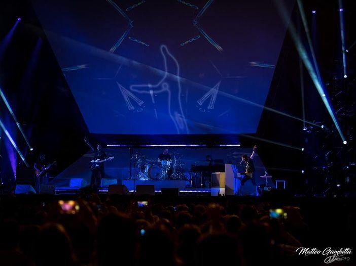 James Blunt dal vivo in Italia