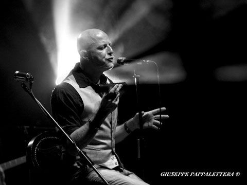 27 ottobre 2013 - Teatro Nuovo Giovanni da Udine - Udine - Negrita in concerto