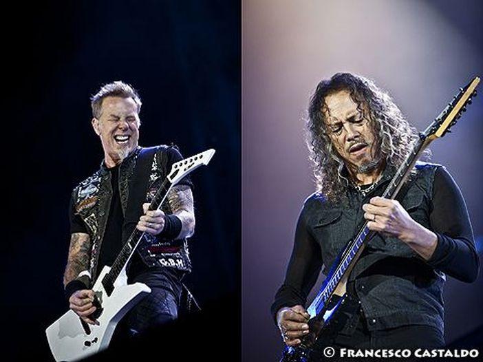 Metallica, esce un box set in vinile del 'By request tour'. Kirk Hammett torna a parlare del nuovo album di inediti - VIDEO