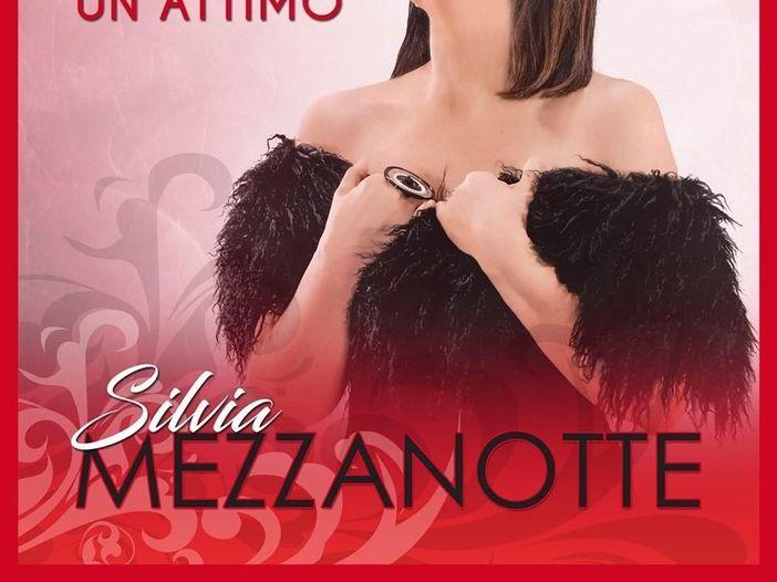 """Silvia Mezzanotte, esce l'album """"Aspetta un attimo"""""""