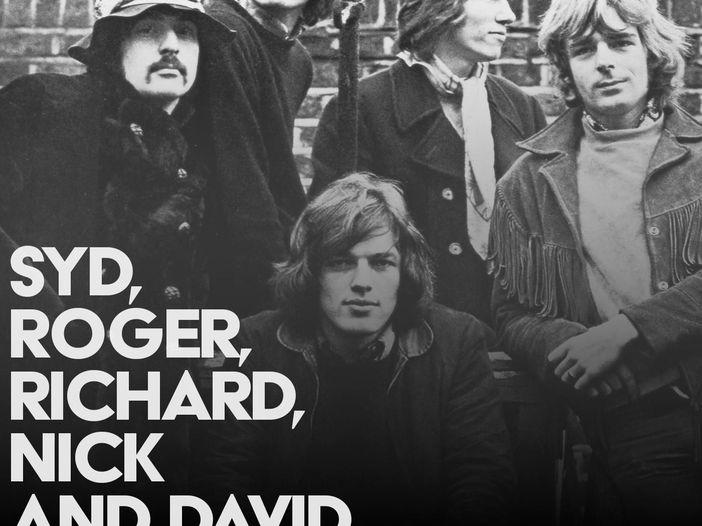 Pink Floyd, una playlist con rarità. Ascolta la versione live di 'Us & Them' del 1974