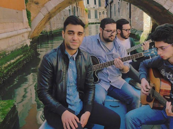 Indiemood sessions, Mattia Cocco&#Error404 nei canali di Venezia
