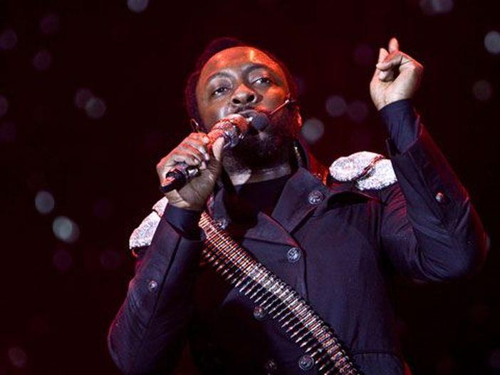 Black Eyed Peas, performance (senza Fergie) prima della finale di Champions League a Cardiff - FOTO