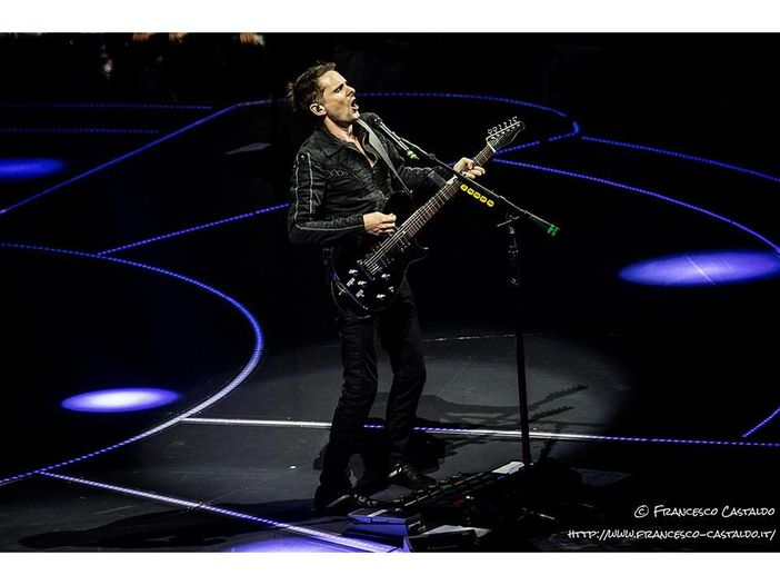 Muse, 'Best act in the world' ai Q Awards 2016