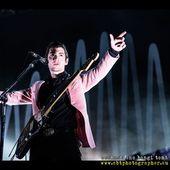 17 luglio 2014 - Pistoia Blues Festival - Piazza del Duomo - Pistoia - Arctic Monkeys in concerto