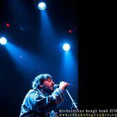 9 aprile 2016 - The Cage Theatre - Livorno - Calcutta in concerto
