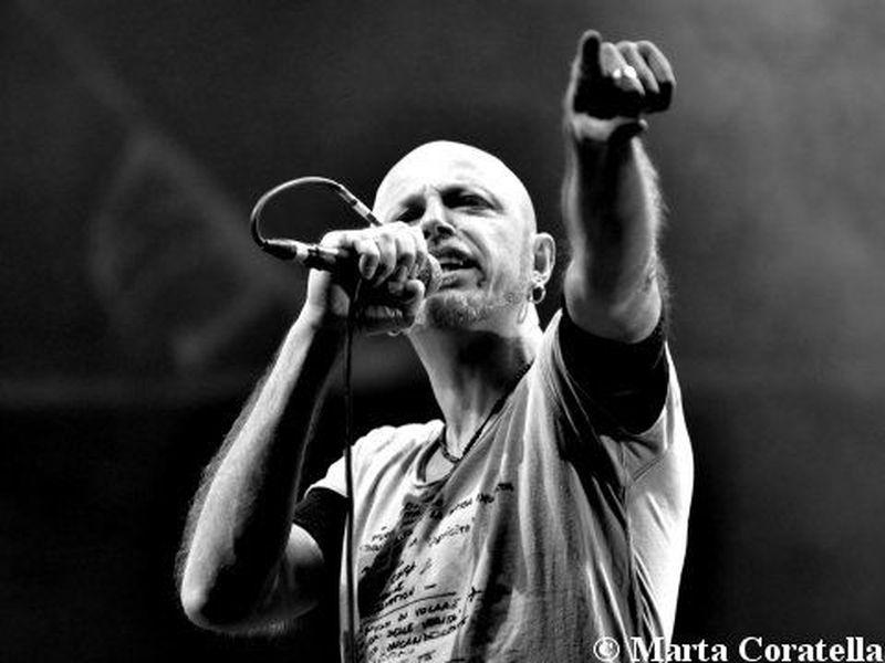 5 luglio 2012 - Rock in Roma - Ippodromo delle Capannelle - Roma - Negrita in concerto